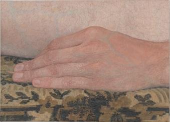 Ellen Altfest, The Hand, 2011