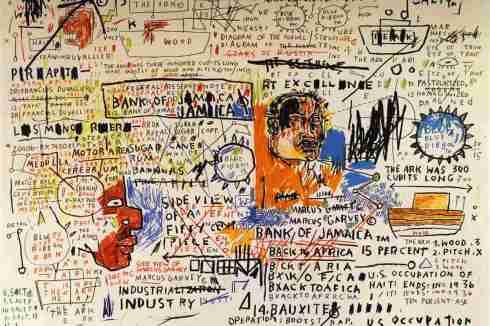 Jean-Michel-Basquiat-50-cent-Piece.-1983